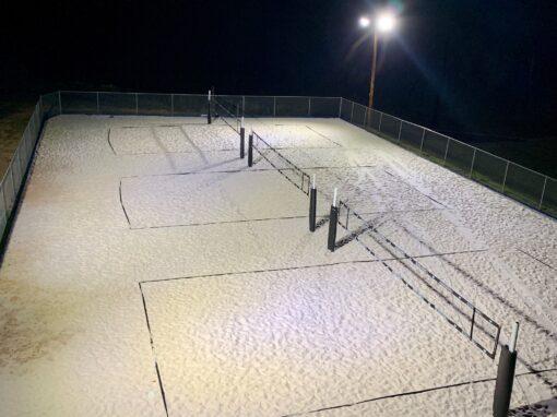 Badger Creek Sports Outdoor Lighting
